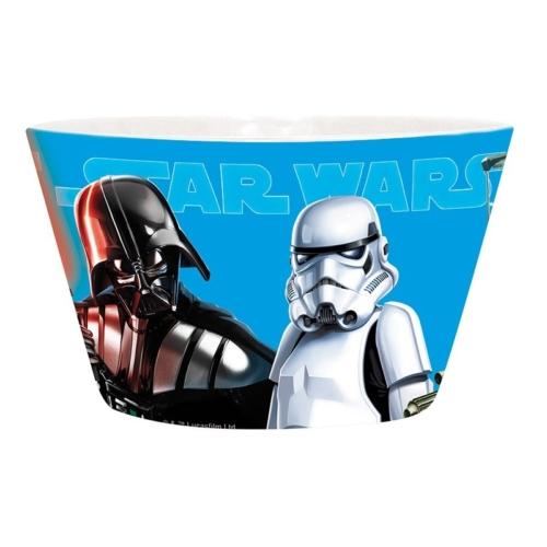 Star Wars Group Csillagok háborúja kerámia müzlis tál 460 ml