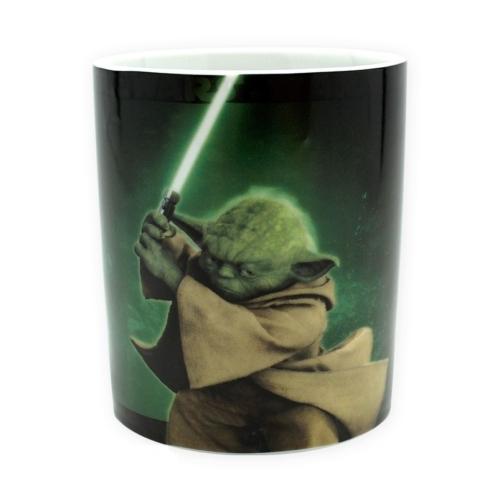 Star Wars Yoda Csillagok háborúja bögre 460 ml
