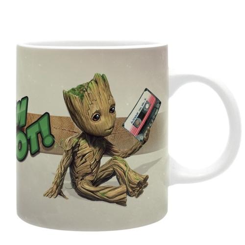Guardians of the Galaxy A galaxis őrzői Groot bögre 320 ml