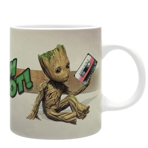 GUARDIANS OF THE GALAXY -  A galaxis őrzői Groot bögre 320 ml