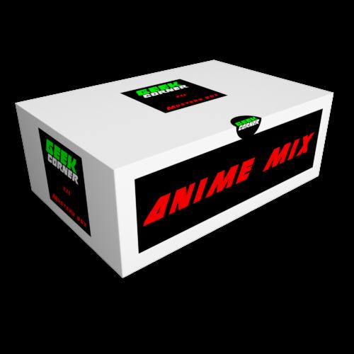 ANIME Mystery Geekbox meglepetés csomag XXL