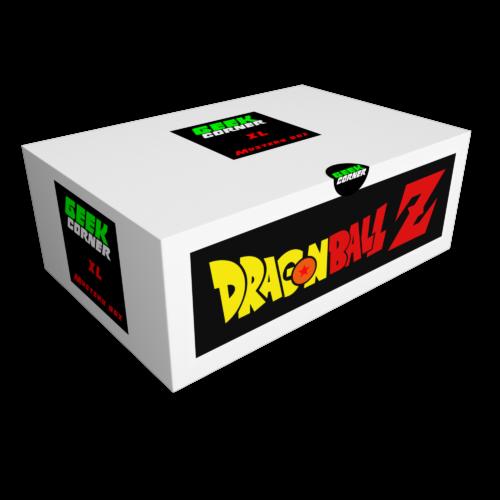 DRAGON BALL Mystery Geekbox meglepetés csomag XL
