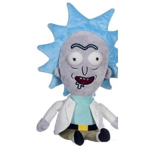 Rick and Morty plüssfigura - Happy Rick   30 cm