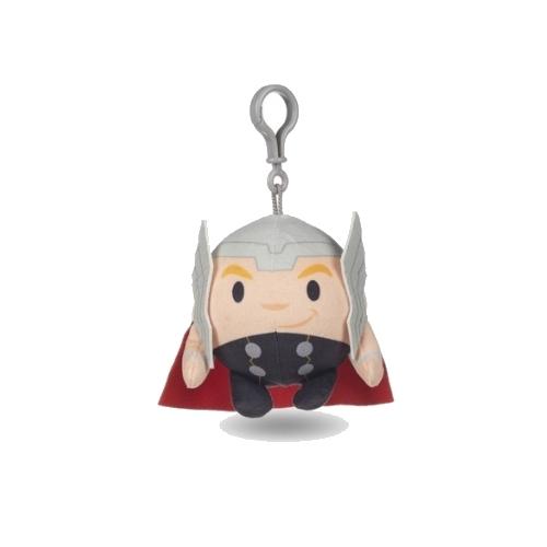 Marvel Avengers Squeezsters - Bosszúállók stresszlabda kulcstartó Thor