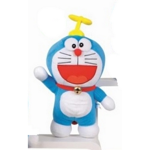 Doraemon plüssfigura 2