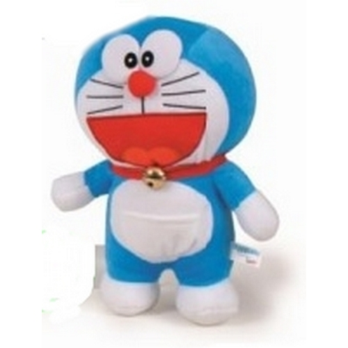 Doraemon plüssfigura 4