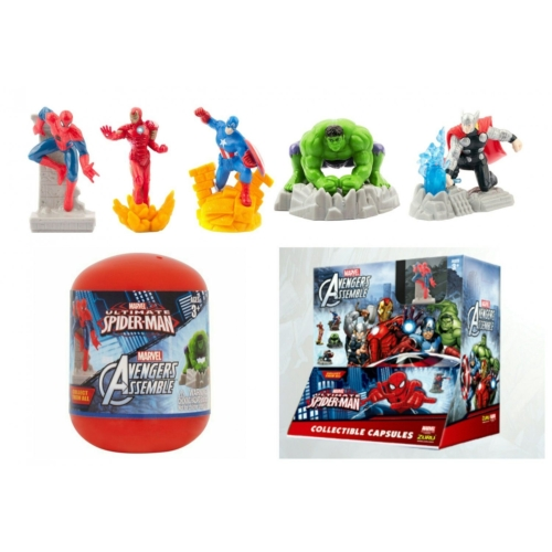 Marvel Avengers mystery egg mini figurák