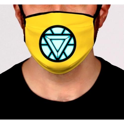 Iron Man - Vasember - ARC reactor arc maszk L
