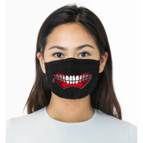 Tokyo Ghoul Kaneki smile arc maszk L