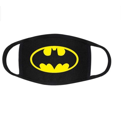 DC BATMAN logo arc maszk S