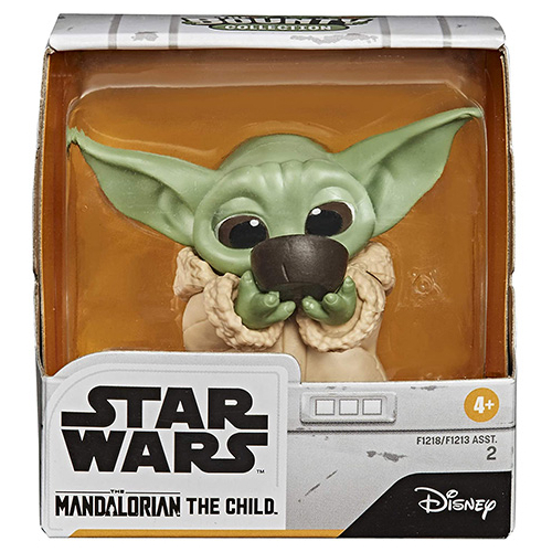 The Bounty Collection - Star Wars Baby Yoda figura -  The Child Soup