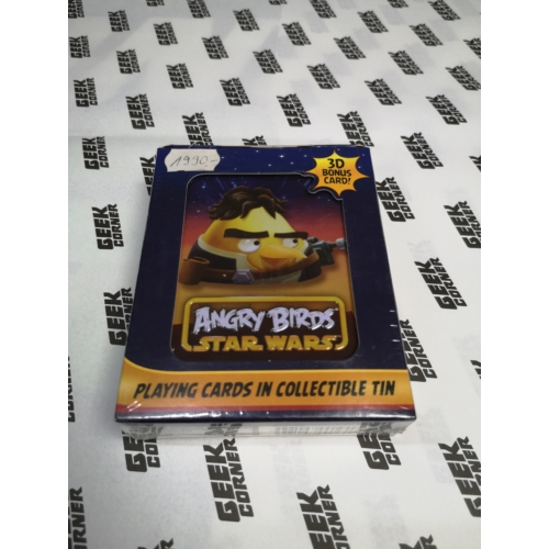 STAR WARS Angry Birds francia kártya