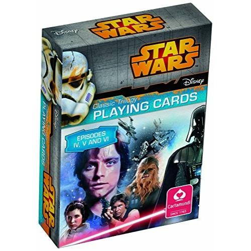 Star Wars  - Francia kártya