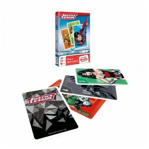 Justice League - Memoria & Párositó kártyajáték