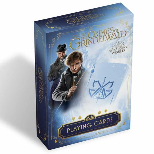 Fantastic Beasts - The Crimes of Grindelwald - Francia kártya