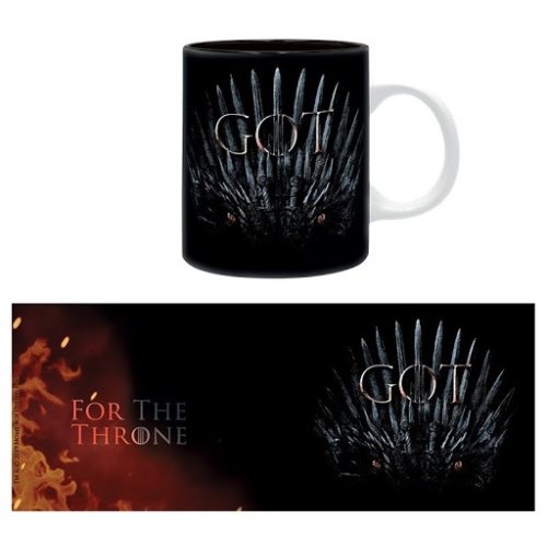 GAME OF THRONES  For the Throne bögre 320 ml