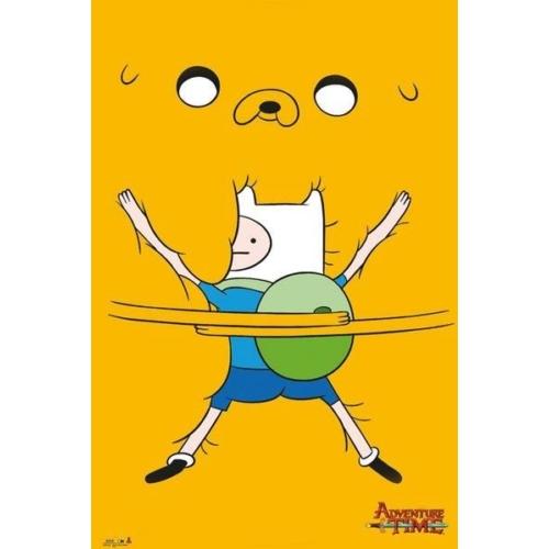 Adventure Time - Bro Hug poszter (FP3193)