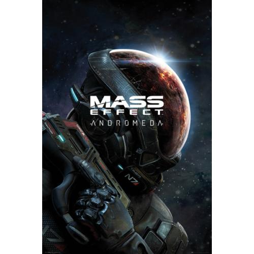 Mass Effect - Andromeda poszter (FP4449)