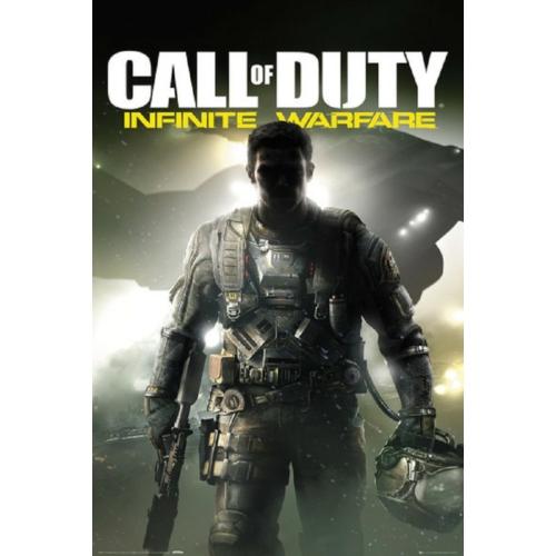CALL OF DUTY - Infinite Warfare poszter (FP4249D)