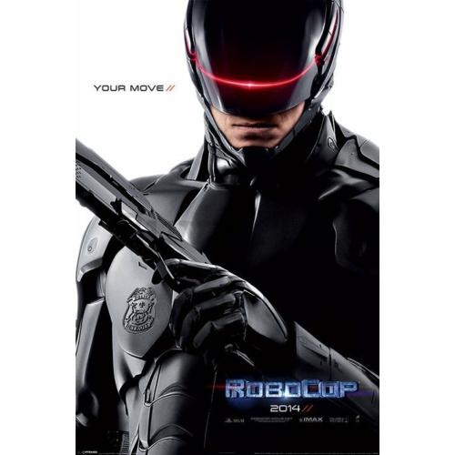 Robocop (2014) poszter (PP33330)