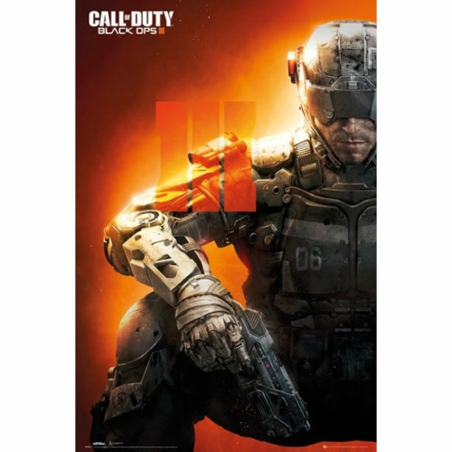 Call Of Duty - Black Ops 3 poszter (FP3979)