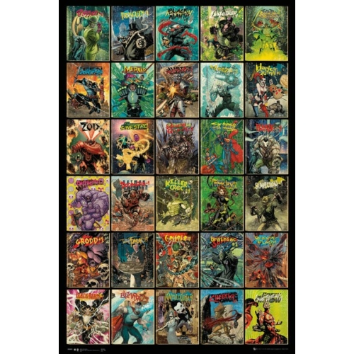 DC COMICS - Forever Evil poszter (FP3927)
