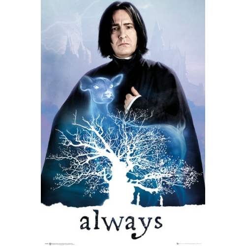 HARRY POTTER Snape Always poszter (FP4395)