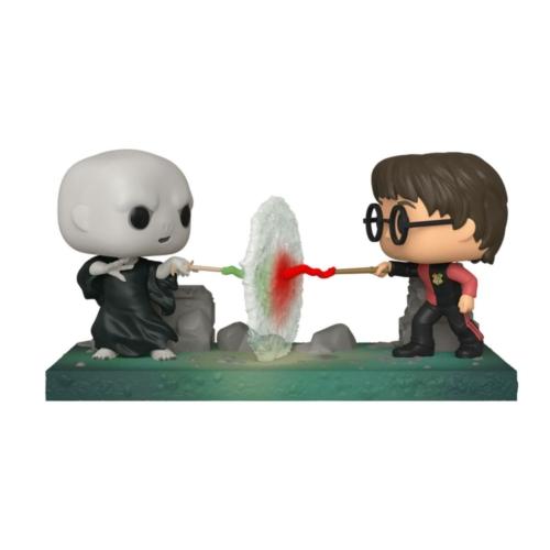 poP! Harry Potter POP! Movie Moment Harry VS Voldemort dupla figura (119)
