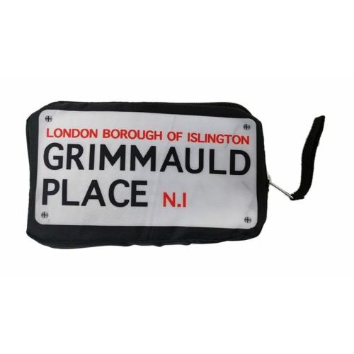 HARRY POTTER Wizarding World Grimmauld Lootcrate Exclusive szövet bevásárló táska