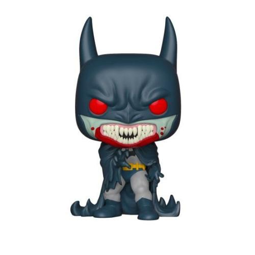 POP! DC Batman 80th POP! Heroes Red Rain Batman (1991) figura 9 cm (286)