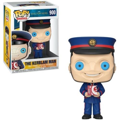 PoP! TV Doctor Who the Kerblam Man POP! figura 9 cm (900)