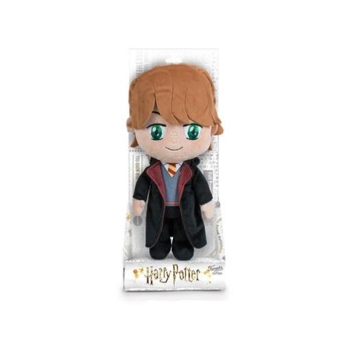 HARRY POTTER Dumbledore Hedwig Ron Weasley plüssfigurák 20 cm 1