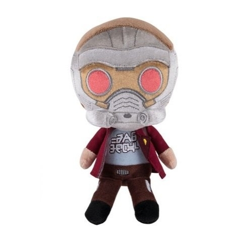 Guardians of the Galaxy ( A Galaxis őrzői) Star-lord, Rocket és Groot plüssfigura 1