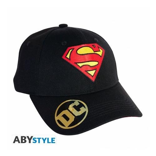 DC COMICS Superman logo baseball sapka