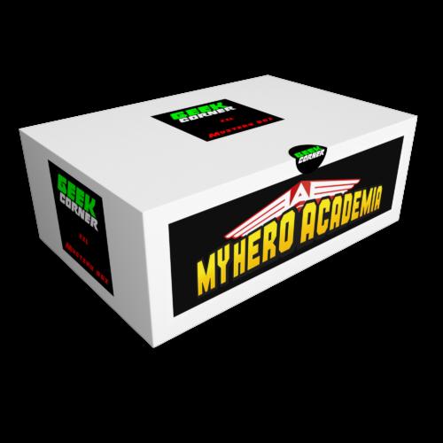 MY HERO ACADEMIA Mystery Geekbox meglepetés csomag XXL