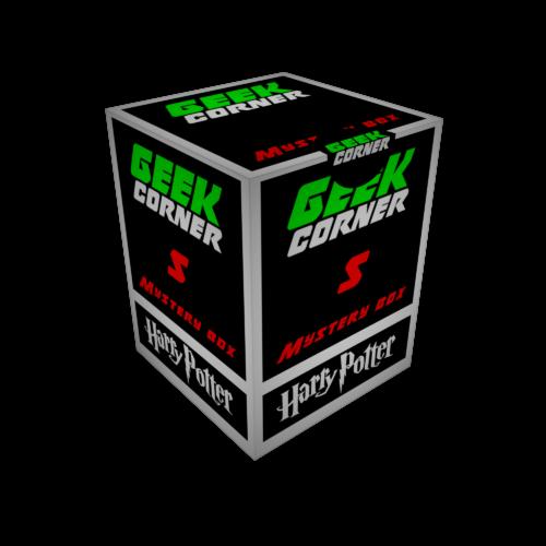 HARRY POTTER Mystery Geekbox meglepetés csomag S
