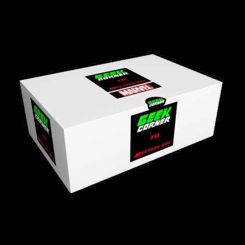 MARVEL Mystery Geekbox meglepetés csomag XXL