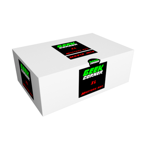 MOVIE MIX Mystery Geekbox meglepetés csomag XL