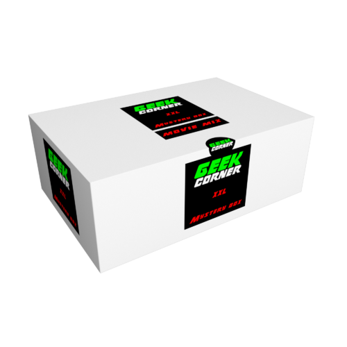 MOVIE MIX Mystery Geekbox meglepetés csomag XXL