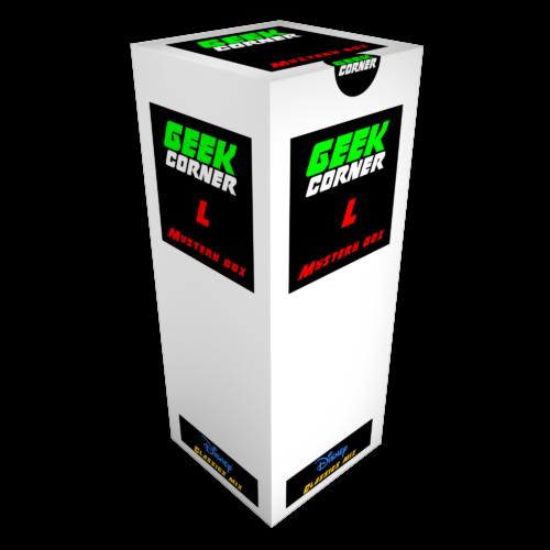 DISNEY CLASSICS Mystery Geekbox meglepetés csomag L