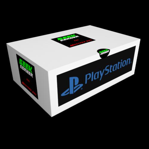 PLAYSTATION Mystery Geekbox meglepetés csomag XXL