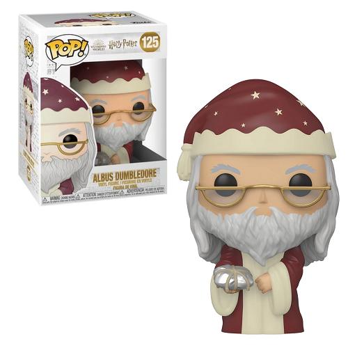 POP!  HARRY POTTER Albus Dumbledore Pop figura (125) 9 cm
