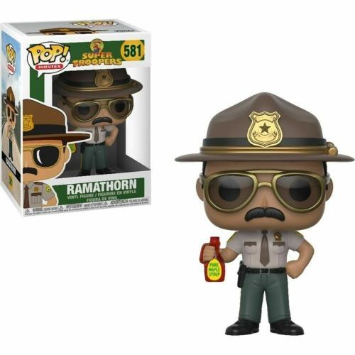 PoP! Super Troopers Baromi Őrjárat Ramathorn POP figura