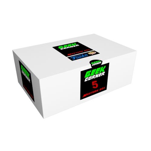 FUNKO PoP Mystery GEEKBOX meglepetés csomag x5 darabos