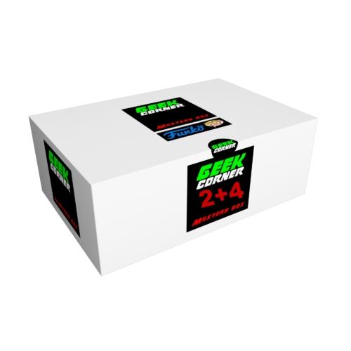 FUNKO POP Mystery GEEKBOX meglepetés csomag 2 nagy + 4 kis darabos