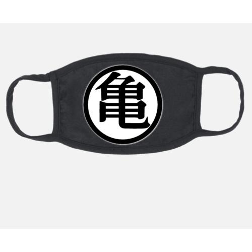 Dragon Ball Kame symbol arc maszk L