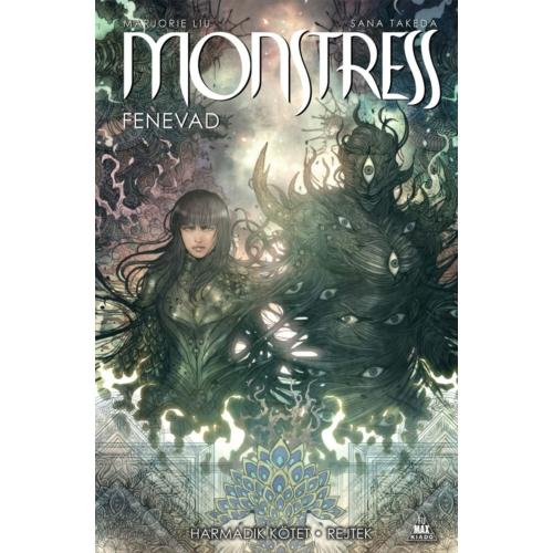 Monstress - Fenevad 3. - Rejtek keménytáblás képregény