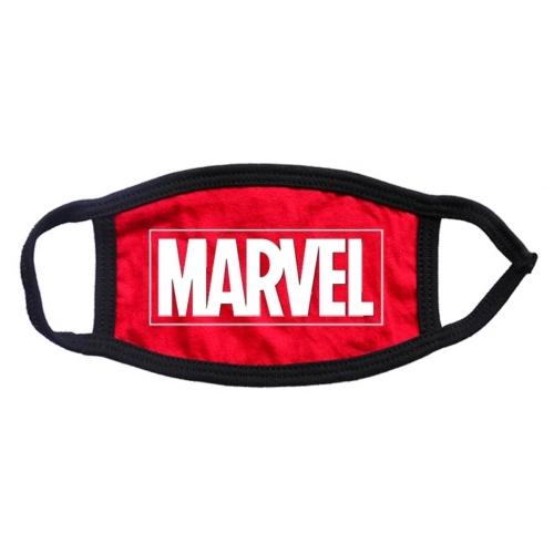 Marvel Logo arc maszk S