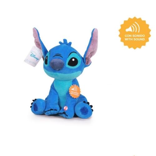 Disney Lilo & Stitch - Stitch beszélő plüssfigura