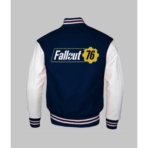 Fallout 76 logo college dzseki